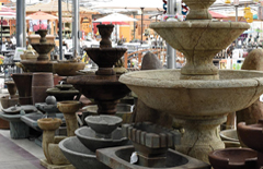 Garden Decor Fountains