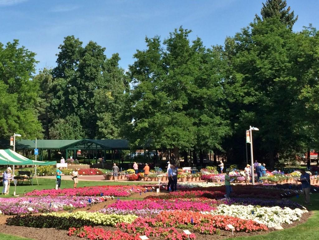 CSU Trial Garden